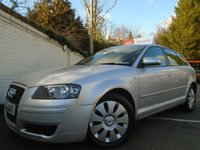 USED 2005 55 AUDI A3 1.6 SPECIAL EDITION 8V 5d 101 BHP GUARANTEED TO BEAT ANY 'WE BUY ANY CAR' VALUATION ON YOUR PART EXCHANGE