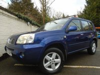 USED 2004 04 NISSAN X-TRAIL 2.5 16V SVE 5d AUTOMATIC 163 BHP GUARANTEED TO BEAT ANY 'WE BUY ANY CAR' VALUATION ON YOUR PART EXCHANGE