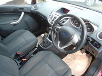 USED 2010 60 FORD FIESTA 1.2 ZETEC 5d 81 BHP GUARANTEED TO BEAT ANY 'WE BUY ANY CAR' VALUATION ON YOUR PART EXCHANGE
