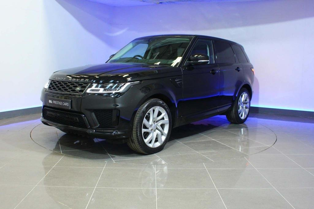USED 2018 18 LAND ROVER RANGE ROVER SPORT 3.0 SD V6 HSE Dynamic Auto 4WD (s/s) 5dr SAT NAV PARK PACK HEATED SEATS