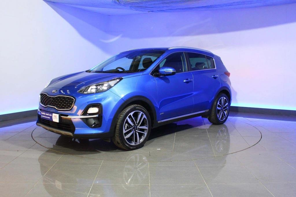 USED 2019 68 KIA SPORTAGE 1.6 T-GDi 4 DCT AWD (s/s) 5dr APPLE CARPLAY | ANDROID AUTO