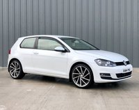 2014 VOLKSWAGEN GOLF 1.6 MATCH TDI BLUEMOTION TECHNOLOGY 3d 103 BHP £7995.00