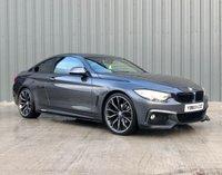 2013 BMW 4 SERIES 2.0 420D M SPORT 2d 181 BHP £11995.00