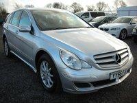 2006 MERCEDES-BENZ R CLASS 3.0 R320 CDI SE 5d 224 BHP £3000.00