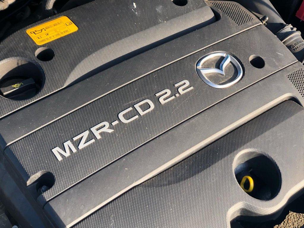 USED 2009 59 MAZDA 3 2.2 D SPORT 5d 185 BHP