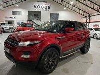 2012 LAND ROVER RANGE ROVER EVOQUE 2.2 SD4 PURE TECH 5d 190 BHP £15995.00