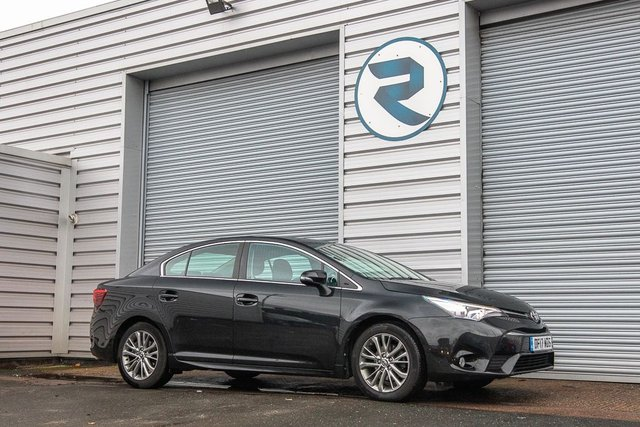 USED 2017 17 TOYOTA AVENSIS 1.6 D-4D BUSINESS EDITION 4d 110 BHP