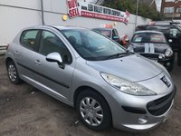 USED 2008 58 PEUGEOT 207 1.4 S 5d 73 BHP RAC APPROVED!!