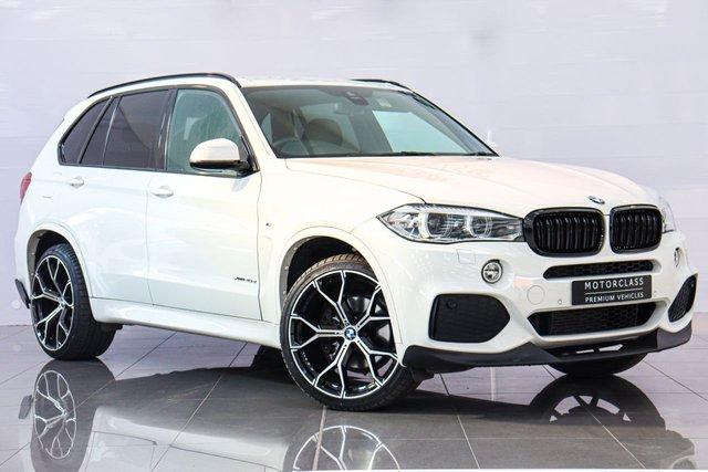 USED 2015 65 BMW X5 3.0 XDRIVE40D M SPORT 5d 309 BHP
