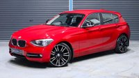 USED 2012 BMW 1 SERIES 116i SPORT  ** FRONT SPORTS SEATS, ISOFIX POINTS **
