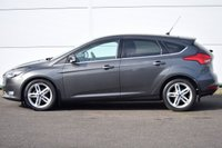 USED 2015 15 FORD FOCUS 1.6 TITANIUM TDCI 5d 114 BHP FULL FORD SERVICE HISTORY
