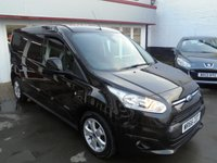 USED 2016 66 FORD TRANSIT CONNECT 1.5 240 LIMITED P/V 118 BHP