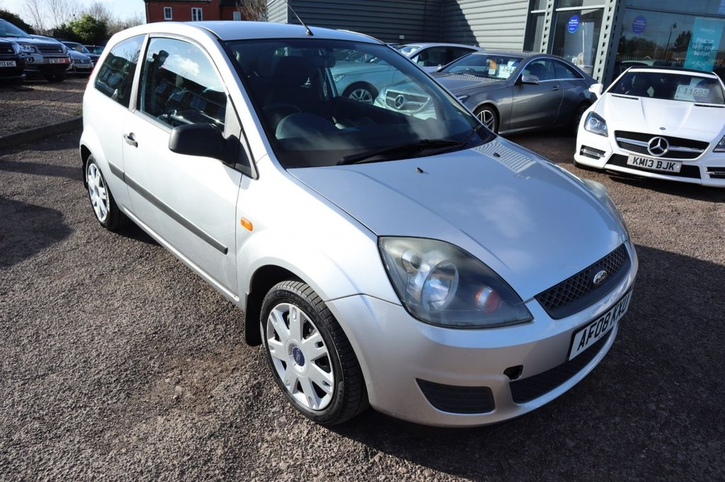 USED 2008 08 FORD FIESTA 1.6 STYLE CLIMATE 16V 3d 100 BHP FORD SERVICE HISTORY LONG MOT & 2 PREVIOUS KEEPERS