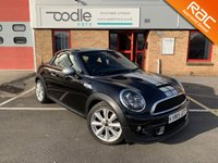 USED 2015 15 MINI COUPE 1.6 COOPER S 2d 181 BHP