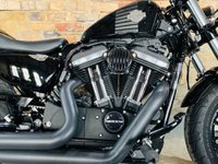USED 2016 66 HARLEY-DAVIDSON SPORTSTER XL 1200 X FORTY EIGHT Vance & Hines Stage 1