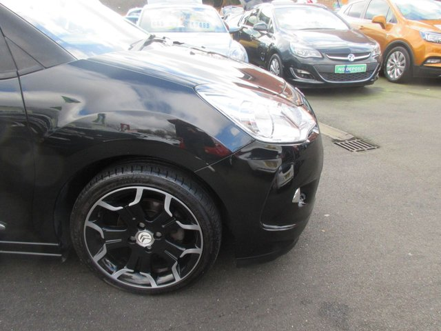 USED 2012 12 CITROEN DS3 1.6 E-HDI AIRDREAM DSPORT PLUS 3d 111 BHP ***JUST ARRIVED...TEST DRIVE TODAY***NO DEPOSIT DEALS