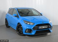 2017 FORD FOCUS 2.3 RS 5d 346 BHP £27912.00