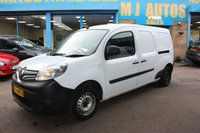 USED 2015 15 RENAULT KANGOO MAXI 1.5 LL21 CORE DCI 110 BHP NEW ENGINE FITTED THATS COVERED JUST 3000 MILES