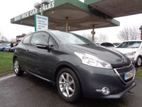 USED 2012 62 PEUGEOT 208 1.2 ACTIVE 3d 82 BHP ONE FORMER KEEPER