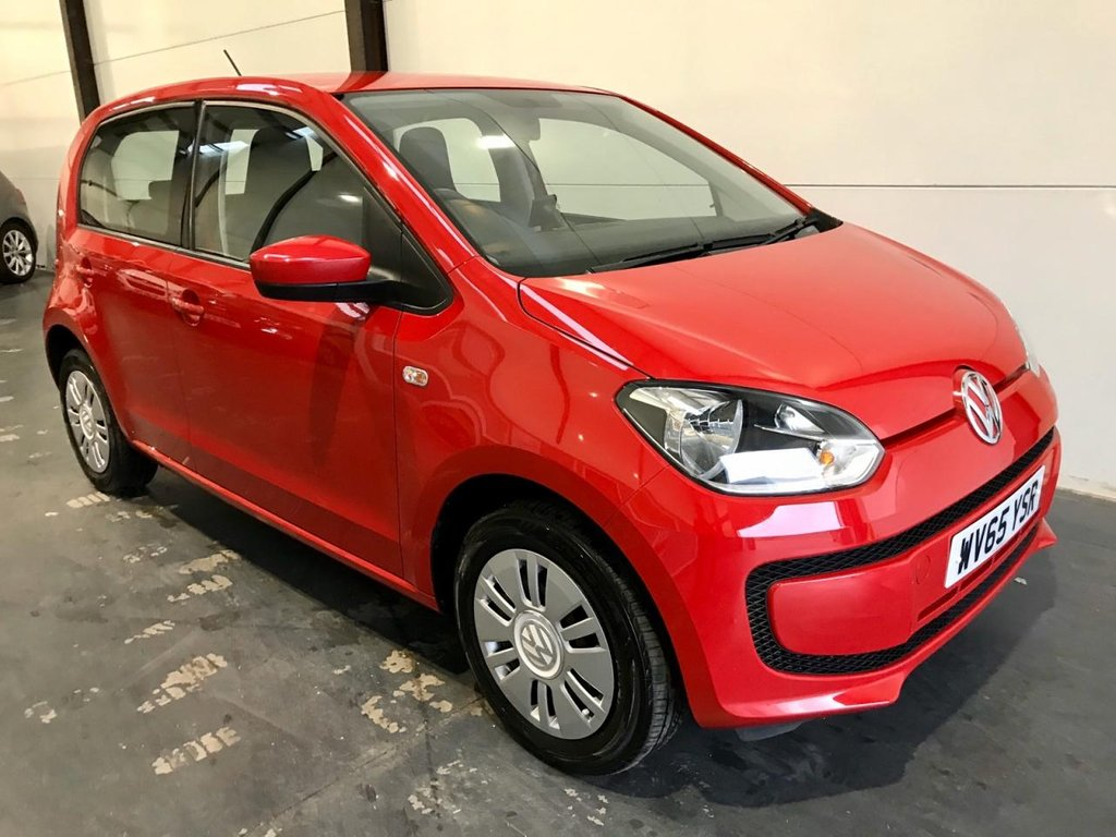 USED 2015 65 VOLKSWAGEN UP 1.0 MOVE UP 5d 59 BHP Sat Nav - DAB - Bluetooth