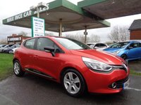 USED 2013 62 RENAULT CLIO 1.5 DYNAMIQUE MEDIANAV ENERGY DCI S/S 5d 90 BHP
