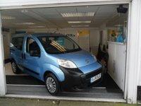 2010 CITROEN NEMO 1.4 8V 5d 74 BHP £3495.00