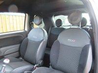 USED 2013 63 FIAT 500 1.2 S 3d 69 BHP FSH, BLUE & ME, AUX/USB