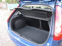 USED 2008 08 FORD FIESTA 1.4 ZETEC BLUE 3d 80 BHP FSH, AIR CON, AUX INPUT