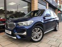 USED 2019 19 BMW X1 2.0 SDRIVE20I XLINE 5d 190 BHP
