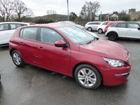 USED 2015 15 PEUGEOT 308 1.6 E-HDI ACTIVE 5d 114 BHP