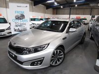 USED 2014 64 KIA OPTIMA 1.7 CRDI 2 4d 134 BHP