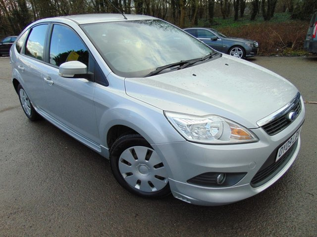 2009 09 FORD FOCUS 1.6 ECONETIC TDCI 5d 90 BHP