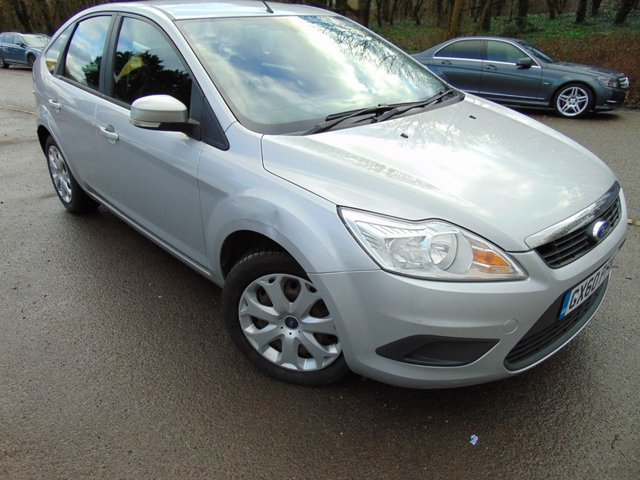 2010 60 FORD FOCUS 1.6 STYLE TDCI 5d 90 BHP