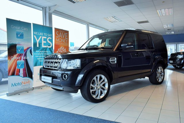 2015 64 LAND ROVER DISCOVERY 4 3.0 SDV6 HSE 5d 255 BHP STOP/START