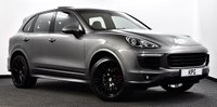 USED 2015 15 PORSCHE CAYENNE 4.2 TD V8 S Tiptronic 4WD (s/s) 5dr £16k Extras, Pan Roof, GTS Kit