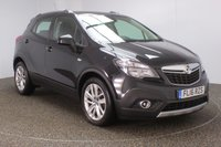 USED 2016 16 VAUXHALL MOKKA 1.6 TECH LINE S/S 5DR 1 OWNER 114 BHP SERVICE HISTORY + SATELLITE NAVIGATION + PARKING SENSOR + BLUETOOTH + CRUISE CONTROL + CLIMATE CONTROL + MULTI FUNCTION WHEEL + DAB RADIO + ELECTIC WINDOWS + ELECTRIC/HEATED DOOR MIRRORS + 18 INCH ALLOY WHEELS