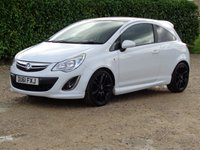 2011 VAUXHALL CORSA 1.2 LIMITED EDITION 3d 83 BHP £4100.00