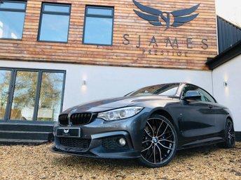 2017 BMW 4 SERIES 3.0 435D XDRIVE M SPORT 2d AUTO 309 BHP £23490.00