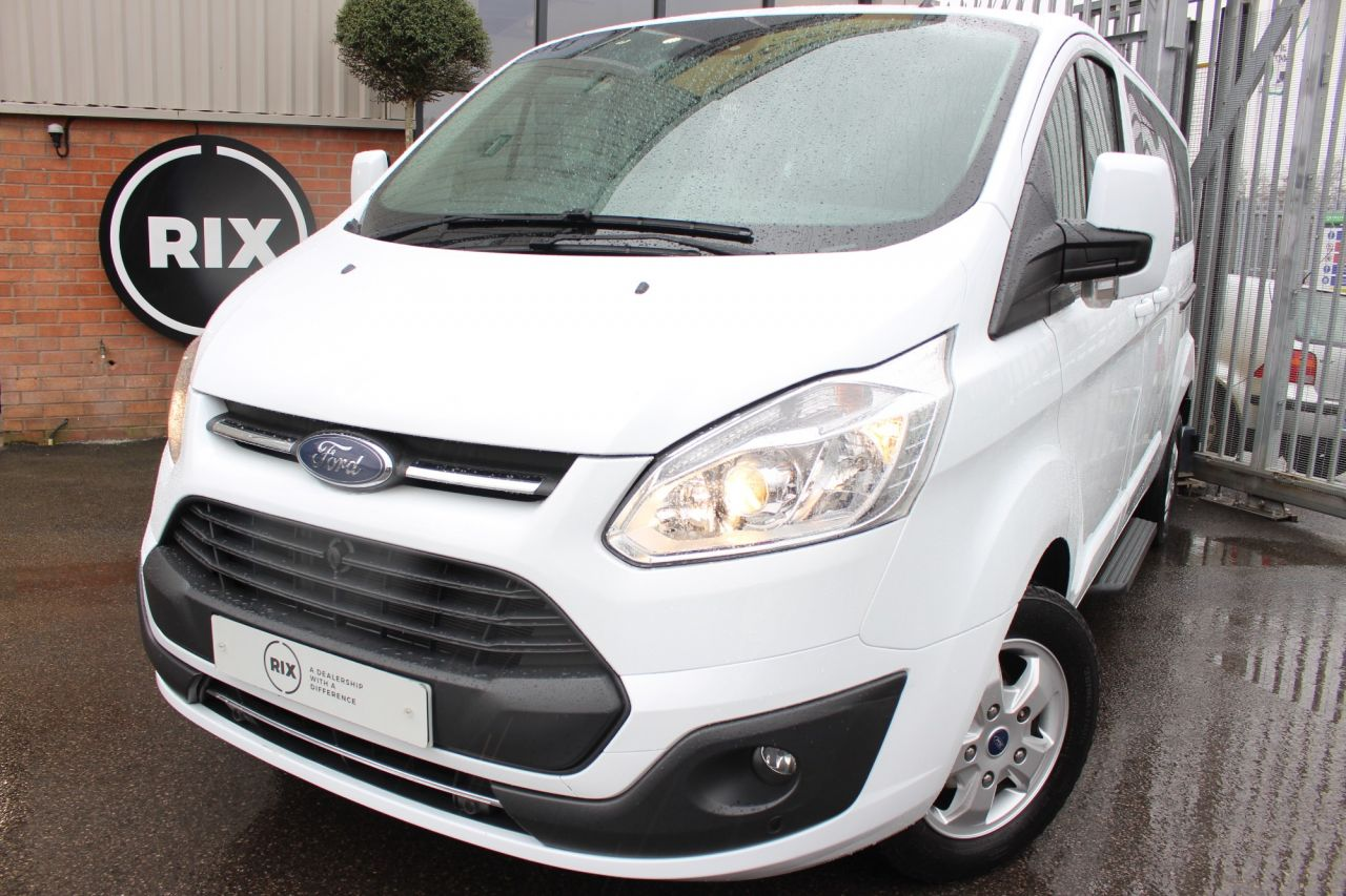 Used FORD TOURNEO CUSTOMfor sale