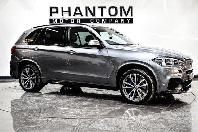 USED 2014 10 BMW X5 3.0 M50D 5d 376 BHP