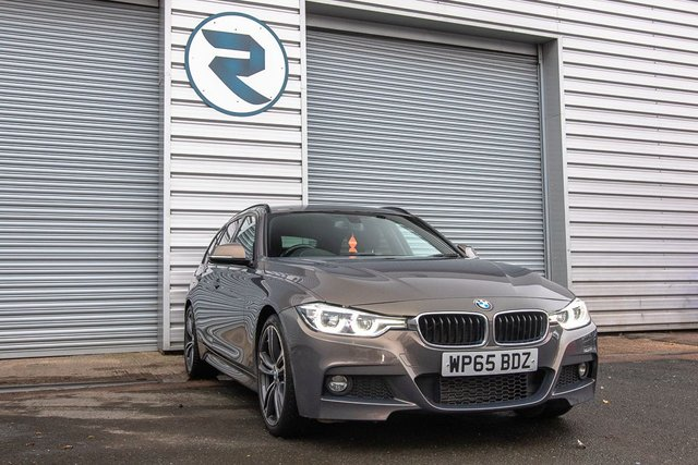 USED 2016 65 BMW 3 SERIES 2.0 320D XDRIVE M SPORT TOURING 5d 188 BHP