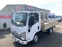 USED 2014 14 ISUZU TRUCKS GRAFTER 3.0 N35.120S 120 BHP Great example of a well cared for Isuzu N35.120S all alloy dropside, NO Ad-Blue, Towbar (Tows 3500Kgs).  Warranted 79,889 Miles!!!!  Price includes a service, new MOT and 3 Months Warranty!  For further details, a finance illustration or to arrange a viewing please get in touch and we will do our best to help.  DITCHBURN TRUCKS - FRIENDLY & PROFESSIONAL SERVICE SINCE 1970!