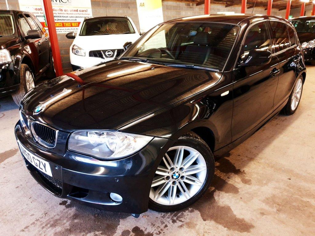 USED 2010 60 BMW 1 SERIES 2.0 116I M SPORT 5d 121 BHP +++STUNNING EXAMPLE+++