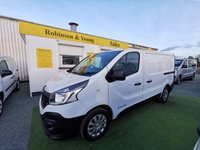 USED 2017 67 RENAULT TRAFIC 1.6 SL27 BUSINESS ENERGY DCI 125 BHP