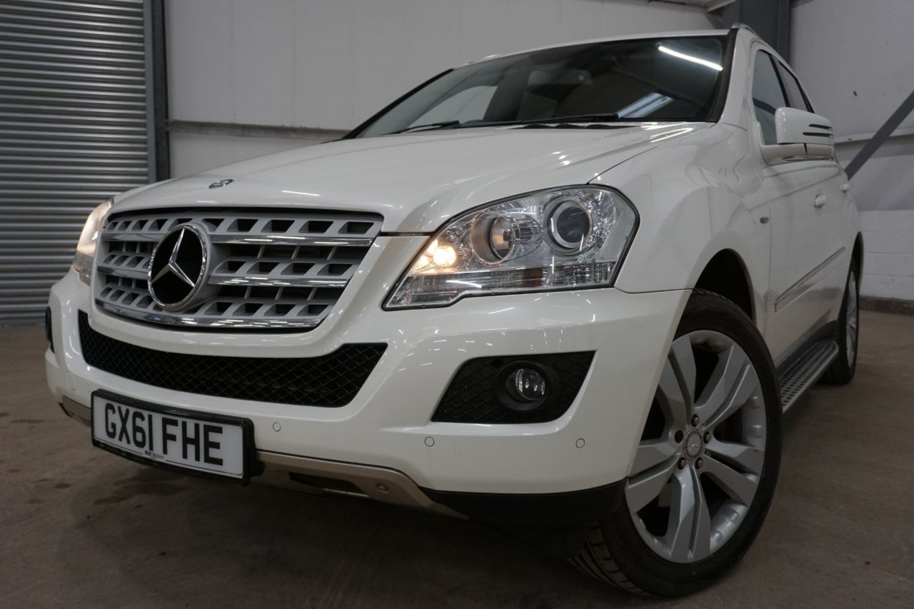 Used MERCEDES-BENZ M-CLASS for sale