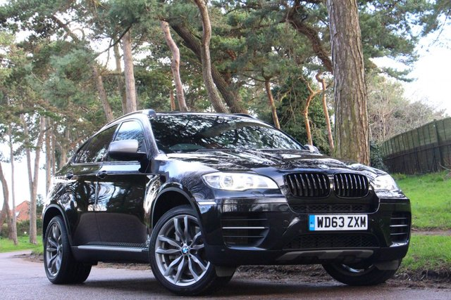 View our BMW X6