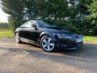 2009 AUDI TT 2.0 TDI QUATTRO 3d 170 BHP £6490.00