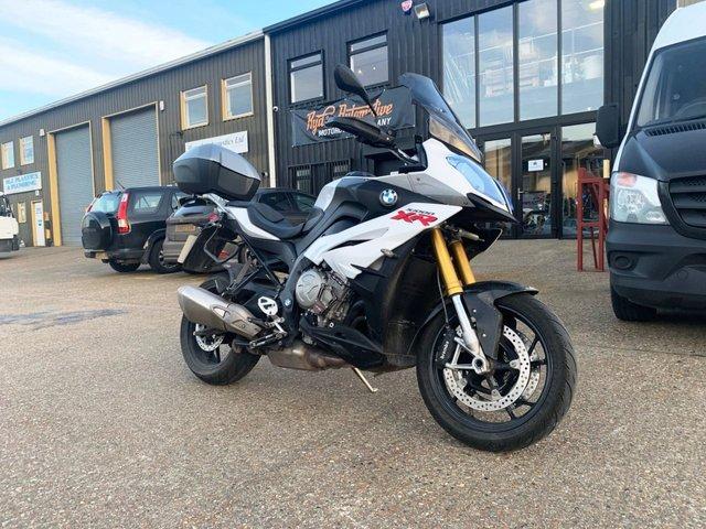 2015 15 BMW S1000XR SPORT 999cc
