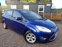 2014 FORD GRAND C-MAX 1.0 T EcoBoost Zetec (s/s) 5dr (7 Seats) £8500.00