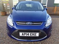 USED 2014 14 FORD GRAND C-MAX 1.0 T EcoBoost Zetec (s/s) 5dr (7 Seats) One owner, Full Ford History